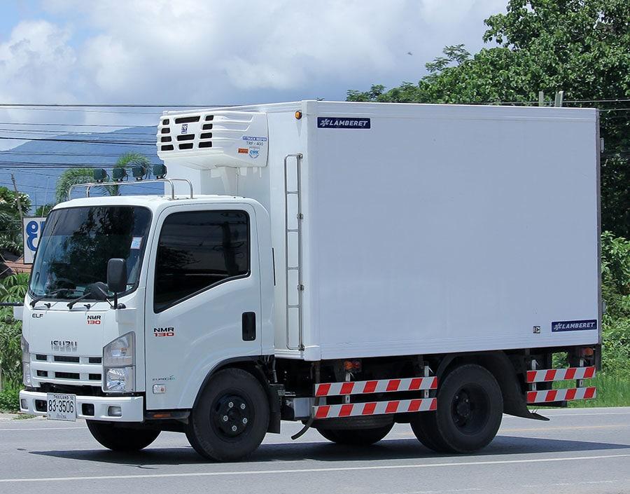 ביטוח משאית קירור